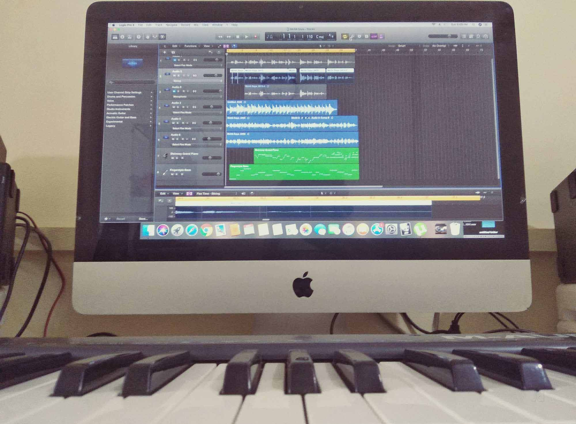 music production1